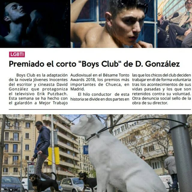 Boys Club news